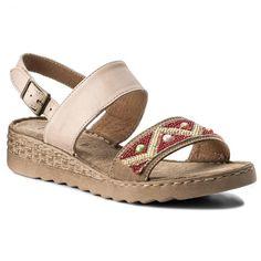 Sandále LASOCKI - H463 Różowy Jasny