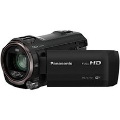 Panasonic HC-V770 Wireless Smartphone Twin Wi-Fi HD Video Camera Camcorder + 32GB Card + Case + LED Light + Microphone + Tripod + Tele/Wide Lens Kit  http://www.lookatcamera.com/panasonic-hc-v770-wireless-smartphone-twin-wi-fi-hd-video-camera-camcorder-32gb-card-case-led-light-microphone-tripod-telewide-lens-kit-2/