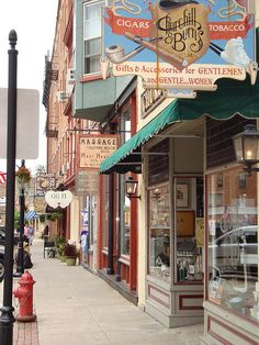 Galena Illinois~A Step Back in Time~ photo by K.Freesen, via Flickr