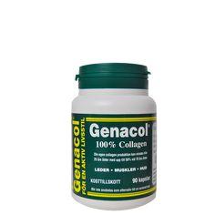 Genacol 100% Collagen, 90 kapslar Collagen, Gelatin, The 100, Jello, Collages
