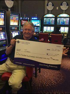 We have a new #JackpotAlert! Congratulations to our latest jackpot winner, Jimmie, on winning $102,699! #WinningMoment