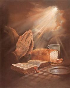 1 Thessalonians Rejoice always, pray without ceasing, in everything give thanks; for this is the will of GOD in CHRIST JESUS for you.♥ In the name of Jesus's Christ♥ Miséricorde Divine, Image Jesus, Jesus Christus, Prophetic Art, Praying Hands, Biblical Art, Jesus Pictures, Morning Prayers, Power Of Prayer