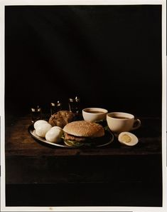 Last Meal on Death Row, Gary Gilmore by Mat Collishaw. Gallery: Other Criteria & Dark Matter Studio Publication;