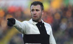 Parma vintage football jersey
