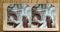 Stereoscope Stereoview 3D Photo Card 1897 Era by LeftoverStuff