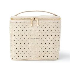 "looking for an insulated lunch tote for work -- kate spade new york ""out to lunch"" tote"