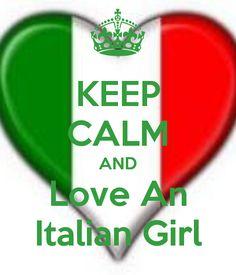 Love an Italian Girl