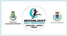 2017 - Mezza maratona al chiaro di luna Moonlight Half Marathon May 27, in Jesolo; this 21 km half marathon starts from Cavallino Treporti (Venezia) Punta Sabbioni at 7:15 p.m. and finishes in Jesolo, Piazza Mazzini; for details and registrations fees, visit https://www.enternow.it/iol/index.jsp?idms=1208#