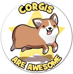 Mary Cagle #corgi