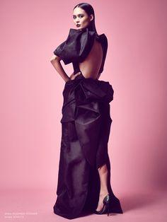 Blossom-Beauty Natalia Miura para www.beautyscene.net/exclusives/henrique-smith-pqgrd/ Photo: Henrique Smith Beauty: Jessica Vigliar e Marci Freita Styling: Felippe Schiavelli