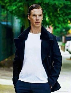Benedict Cumberbatch. What photo shoot is this from?