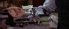 Sleeve Gun - Jeff Arnold's West: Derringer - Blair have a sleeve gun-derringer just like this one.