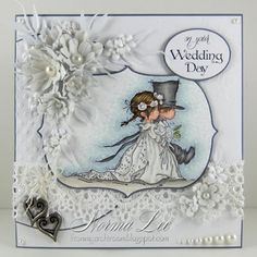 From My Craft Room: On Your Wedding Day - FFFC #174 'Bingo'
