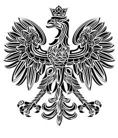 Zalety testamentu notarialnego Polish Eagle Tattoo, Tribal Eagle Tattoo, Polish Tattoos, Eagle Tattoos, Tribal Tattoos, Tatoos, Vector Pattern, Pattern Art, Poland Tattoo