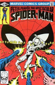 Peter Parker, The Spectacular Spider-Man # 52 by Frank Miller & Bob Wiacek