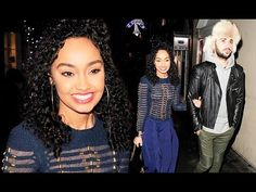 leigh-anne goes braless in very sheer top on date Wearing a Balmain for H&M blue sheer top the singer's mix-up left her  Jordan  who has been dating the singer for two years  went for an herself into the festive period with some very famous gal pals. news for leigh-anne goes braless in very sheer top on date Poor Leigh-Anne Pinnock has suffered an epic nip slip - and to  enjoyed a date with boyfriend Jordan Kiffin in London on Tuesday. The singer had chosen to go braless. It was essentially…