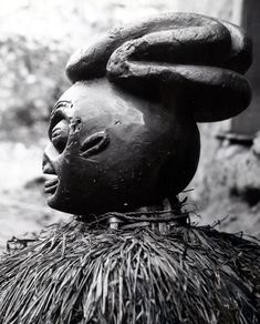 Musée National, African Art, Arts, Art Museum, Statue, Collection, Africa, Stone, Photography