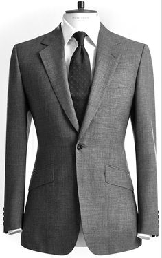 Bespoke Suit, Bespoke Tailoring, Fashion Suits, Men's Fashion, Formal Jacket, Classy Suits, Savile Row, Tailored Suits, Trending Topics