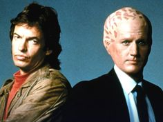 """The """"Newcomers"""" (refugee Tenctonese on a crashed slave ship) offered us a chance to address prejudice in an unusual manner, one that involved pregnant men with lizard-skin scalps.  Despite a successful run at the new Fox Network, Alien Nation lasted only one season."""