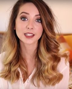 The Perfect Ombré Hair Zoella Just Hair Pinterest Zoella - Hairstyles for short hair zoella