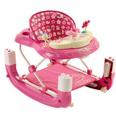 Hello Kitty Baby Walker. If I'm having a girl, this is a necessity.