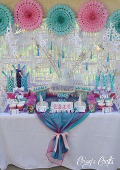 Ideas de la fiesta de cumpleaños Frozen |