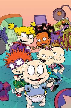 "Read ""Rugrats Vol. by Box Brown available from Rakuten Kobo. Studio teams up with Nickelodeon to present all-new Rugrats adventures with the m. Cartoon Wallpaper, Cute Wallpaper Backgrounds, Cute Wallpapers, Iphone Wallpaper, Nickelodeon Cartoons, Rugrats Cartoon, Watch Cartoons, Cartoon Network Shows, Cartoon Shows"