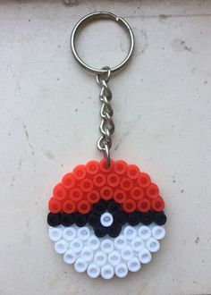 Pearler Beads, Fuse Beads, Pyssla Pokemon, Diy And Crafts, Crafts For Kids, Pixel Beads, Hama Beads Design, Hama Beads Minecraft, Melting Beads
