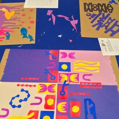 The Museum of Modern Art Matisse cut out contest