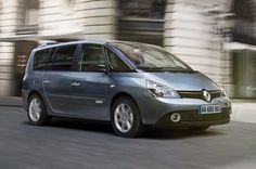 2012 Renault Espace    2012 Renault Espace - Renault updates the ' Espace and has undergone a facelift version