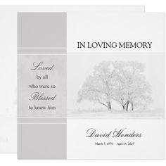 Funeral and memorial service invitation with rocks cool products funeral and memorial service invitation with rocks cool products from fellow zazzlers pinterest stopboris