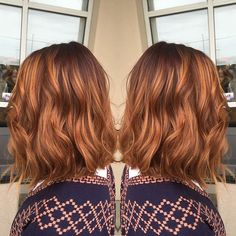 Pumpkin Spice Hair Might Be The Biggest Hair Color Of The Season Love the first two pics! – Pumpkin Spice Hair Might Be The Biggest Hair Color Of The Season… Ombré Hair, Big Hair, Brown Hair Trends, Hair Color Guide, Hair Trends 2018, Fall Hair Colors, Balayage Hair, Auburn Balayage, Copper Balayage