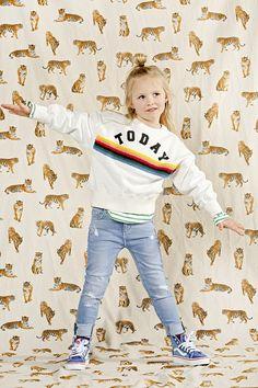 Linen Look Tiger Life  Photography: @kindermodeblog.nl