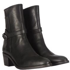 All Saints Jodhpur Boots Black Leather Black leather boots from Allsaints. Size 7.5. Sold out. Originally $475. Gorgeous black leather equestrian style boots. Heels need to be resoled as shown in last photo- the rubber padding on heel worn down and exposing wood under. All Saints Shoes Heeled Boots