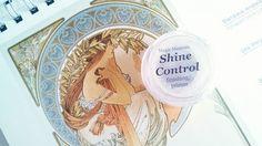 Мінеральна вуаль-праймер Shine Control mineral veil primer #mineralcosmetic #organic #powder #beautyblogger #makeup