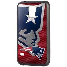 NFL Dual Protector Case for Samsung Galaxy S5 - New England Patriots