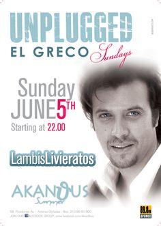 Lambis Livieratos Live @ Akanthus