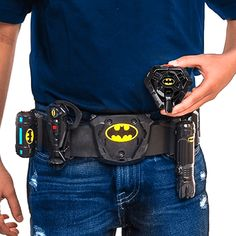 Batman Belt Bundle for # Batman Room, Im Batman, Batman Art, Batman Stuff, Superman, Armadura Do Batman, Dc Comics, Cool Nerf Guns, Moda Pop