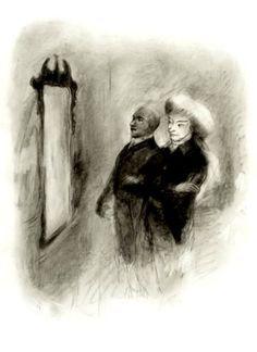 Portia Rosenberg : Illustrator: Jonathan Strange and Mr Norrell