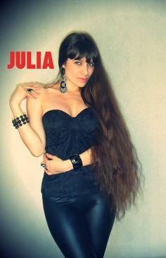 Pelo muy largo/Capelli molto lunghi/Très longs cheveux/Sehr lange Haare