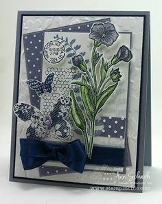 Ann Schach - Butterfly Basics - Stampin' Up! - Occasions 2015 catalogue