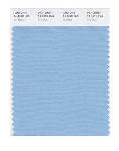Pantone Smart Swatch 14-4318 Sky Blue