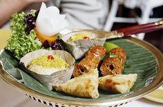 la porte des indes #food