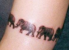 I think I want a elephant tattoo