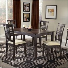 Hillsdale Tiburon 5Piece Dining Set ** Check out the image by visiting the link.(It is Amazon affiliate link) #pleasecomment
