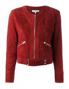IRO Suede Jacket