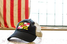 Maryland Cap, No. 1 // Civil Standard available at Old Try