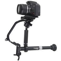 VariZoom Stealthy | Camera Stabilizer | Camera Support | Monopod
