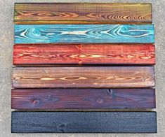 Staining wood - How to Burn & Stain Wood Aka Shou Sugi Ban