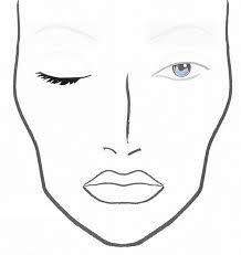 makeup chart - Google-søk